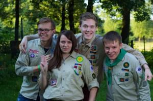 Florian, Verena, Arne & Philipp