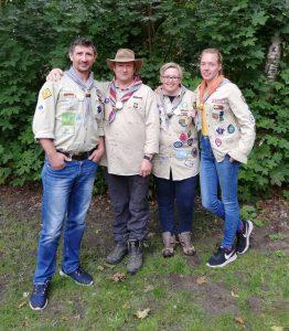 Costel, Peter, Nicole und Friederike